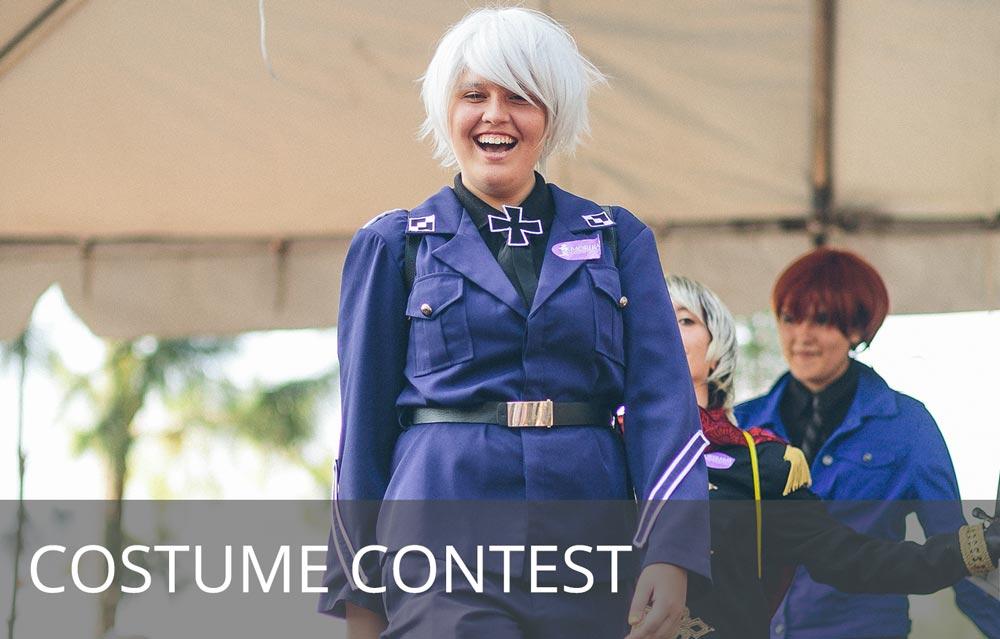 Hatsume Costume Contest