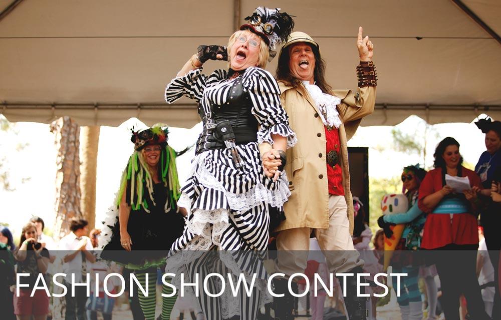 Hatsume Fashion Show Contest
