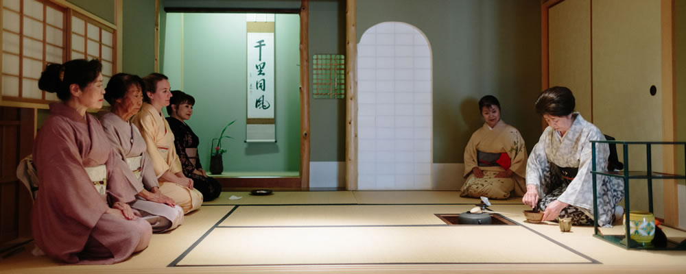 Tea Ceremony: Seishin-an Tea House