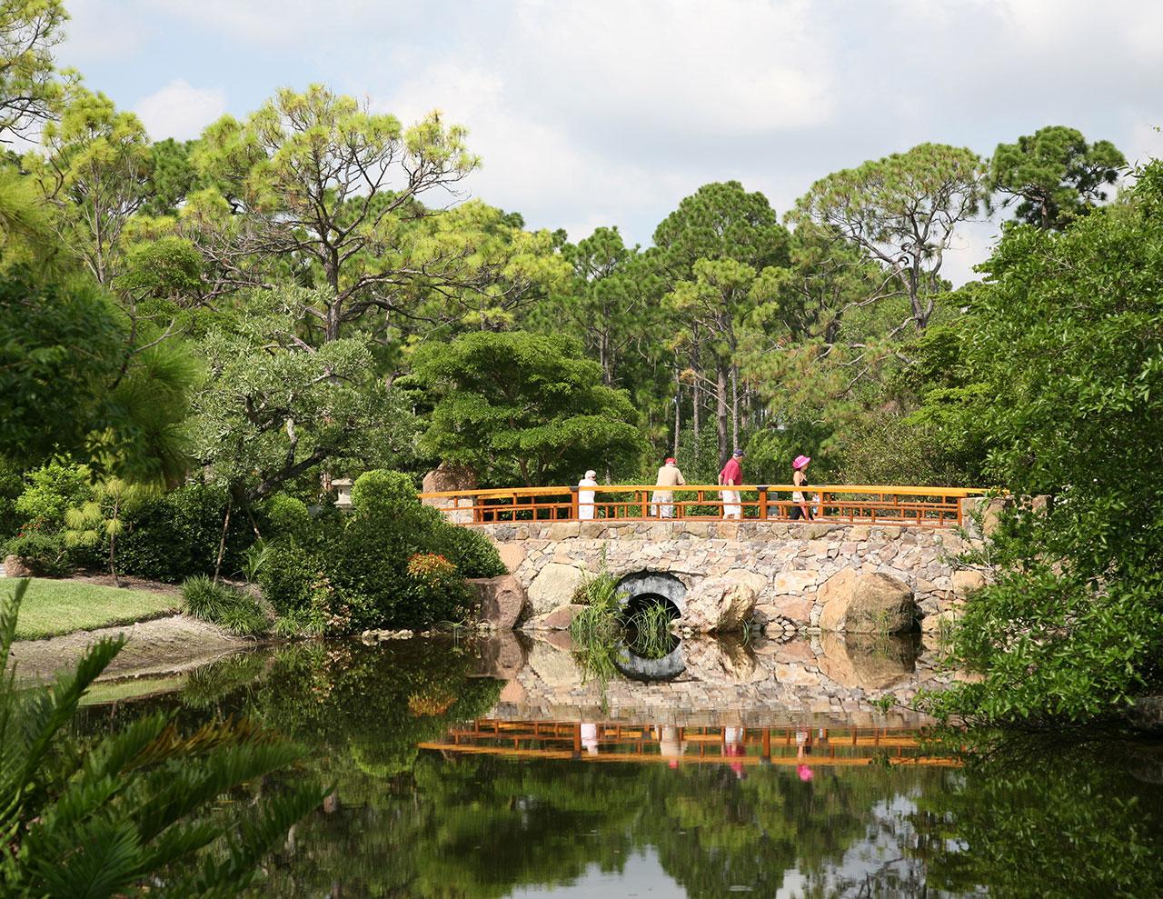 Sushi & Stroll – Morikami Museum and Japanese Gardens